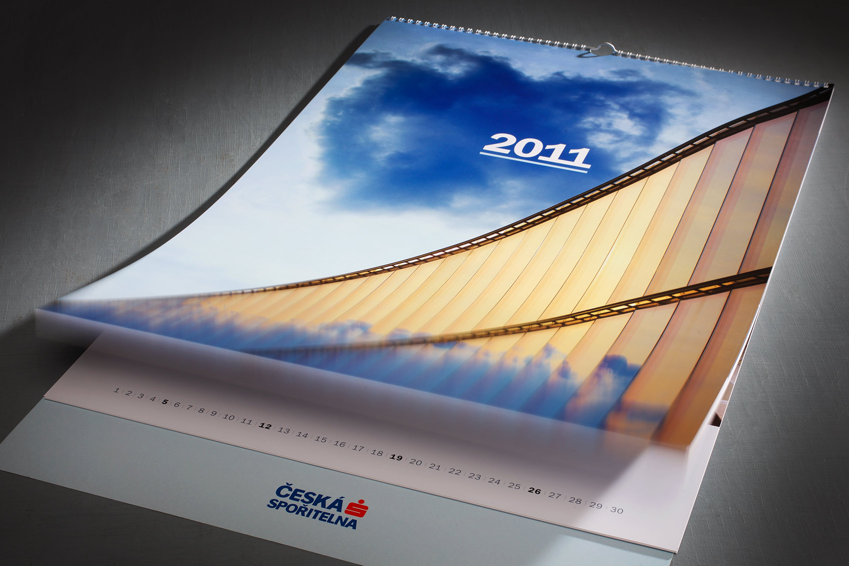 Česká spořitelna 2011