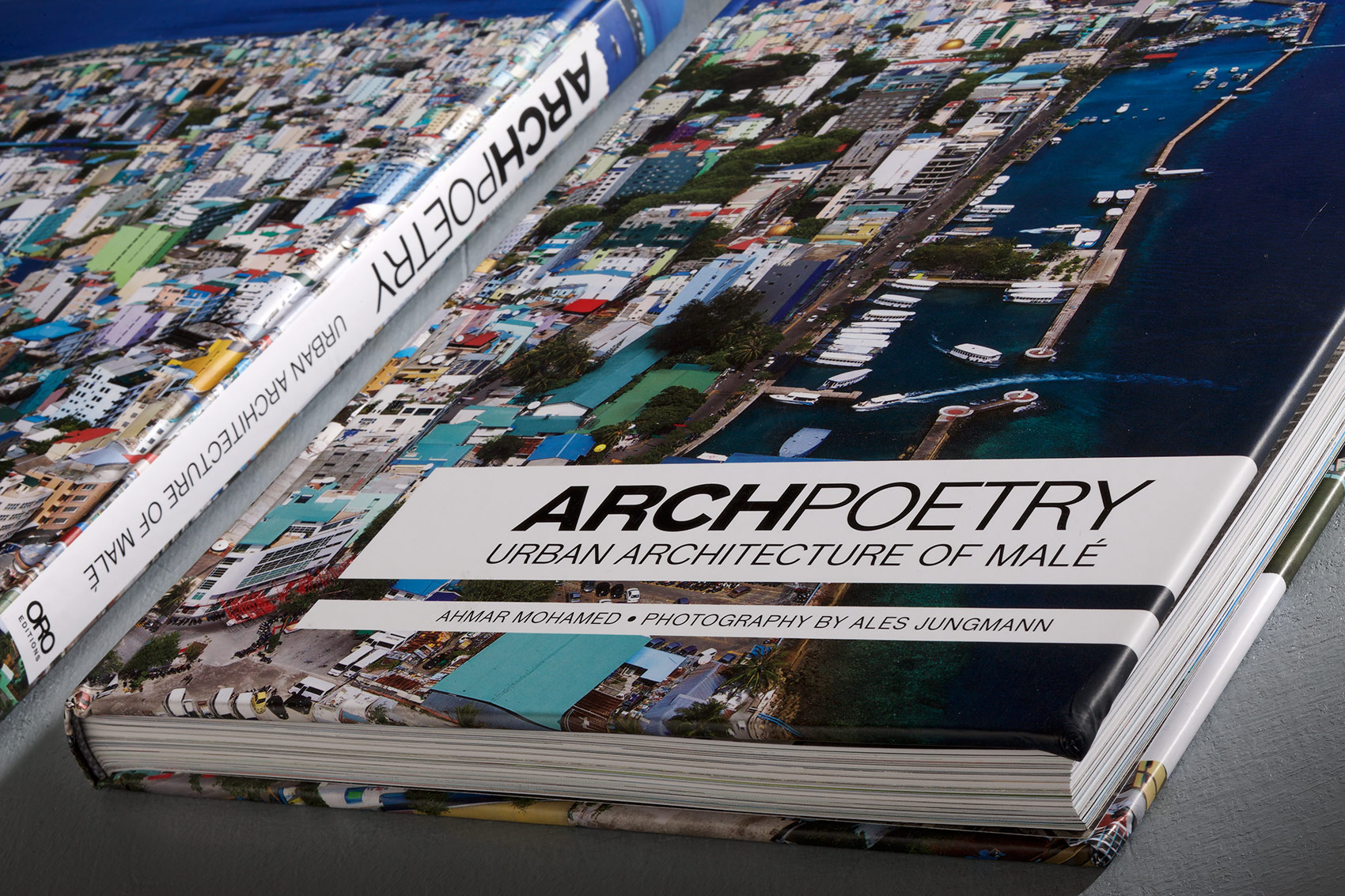 ArchPoetry – Urban Architecture of the Malé